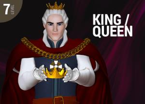 VIP behandeling King Billy