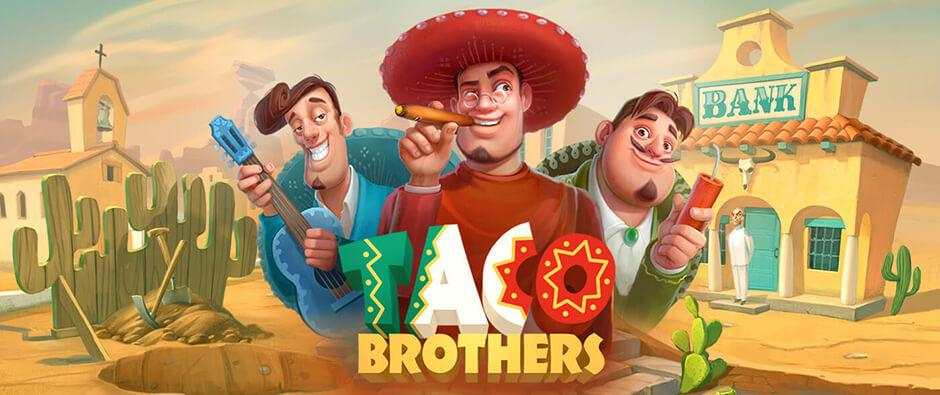 Bonusspellen Taco Brothers