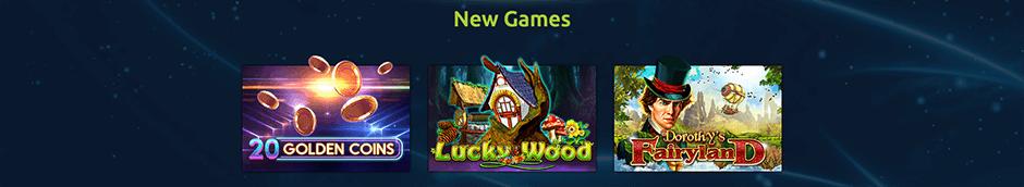 EGT casino nieuwe releases