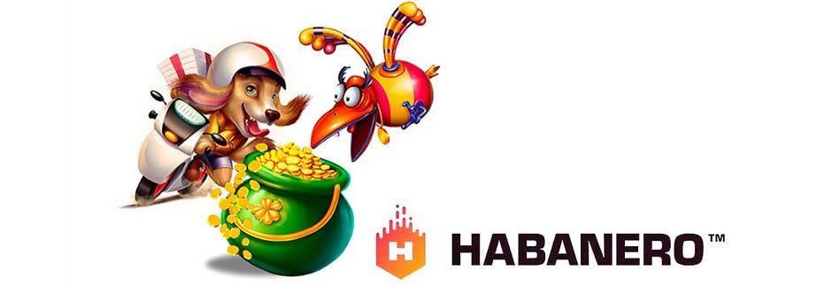 Habanero jackpot race spellen