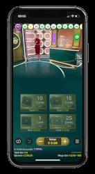 Live casino mobiel