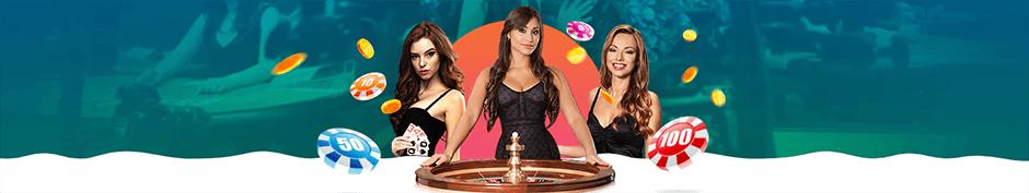 Live casino toegang