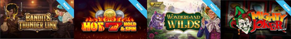 Nieuwe releases
