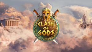 RTP Clash of Gods