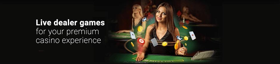 Smartphone live casino