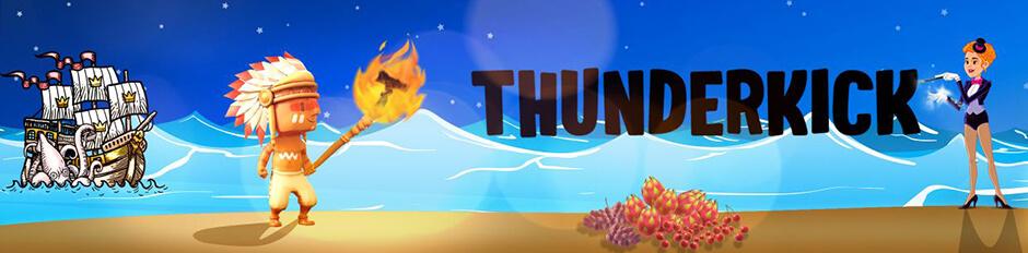 Thunderkick graphics