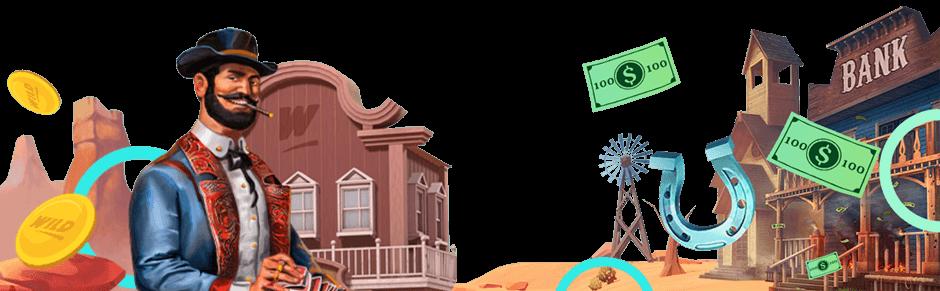 Verplicht geld storten casino